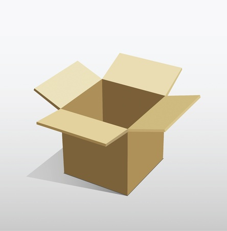 Box  Illustration