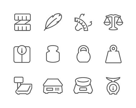 Outline Schalen en Heersers Icons