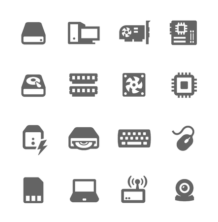 computer mouse icon: Hardware Icons