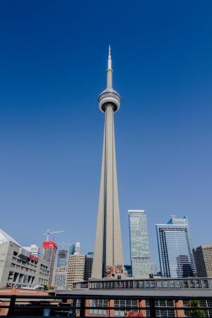 CN  Tower Stock Photo - 16372635
