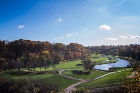 Golf  版權商用圖片