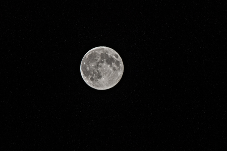 Moon Stockfoto