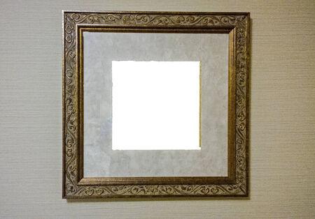 Frame close up