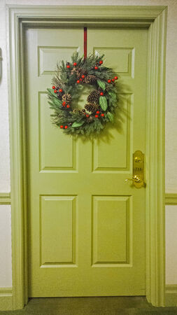 Door close up  版權商用圖片