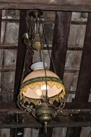 cor: Lamp