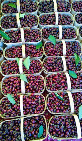 canastas con frutas: