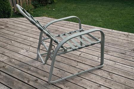silla de cubierta