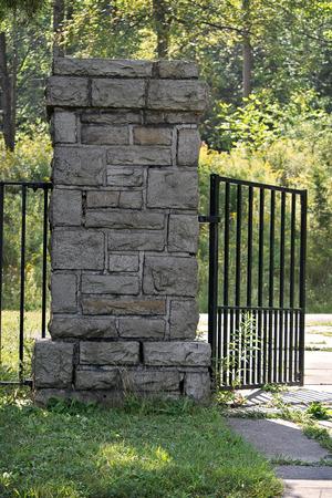 homestead: Homestead pillar