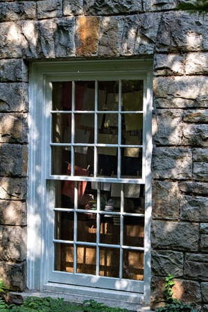 homestead: Homestead window