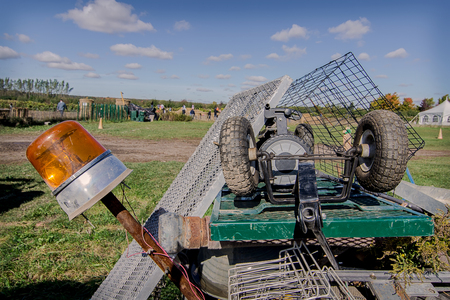 junk: country junk Stock Photo