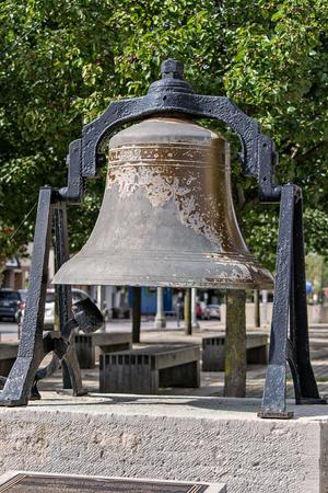 Old bell Stok Fotoğraf - 49140034
