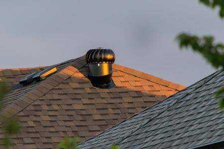 vent: Roof vent Stock Photo