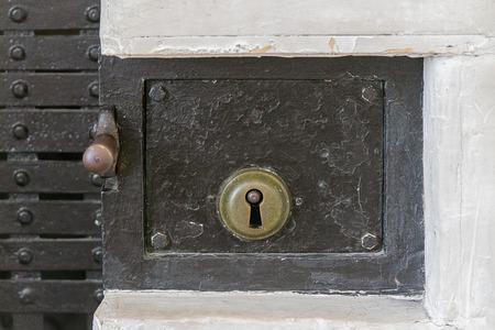 prison: Prison lock