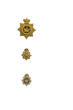 刑務所のメダル