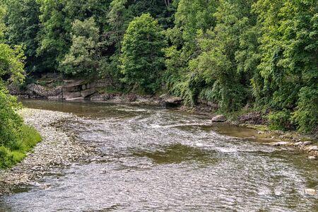rapids: Rapids Stock Photo