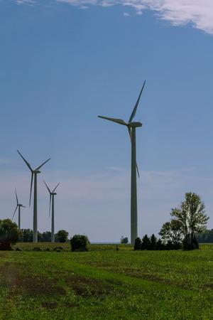 Wind Turbine 版權商用圖片