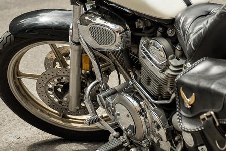Motorcycle Reklamní fotografie - 104231556