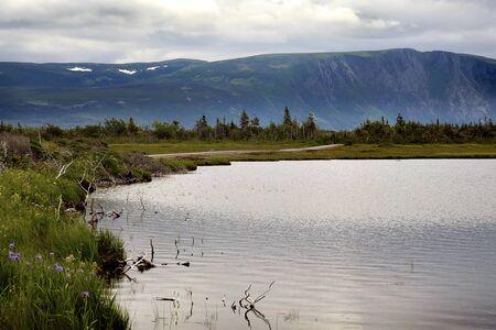gros morne national park Banque d'images - 131489982