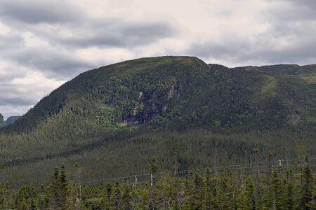 gros morne national park Banque d'images - 131488248