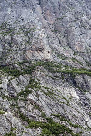 Mountain rock Stock Photo