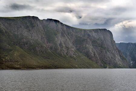 gros morne national park Banque d'images - 132259532