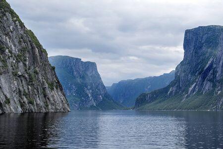 Gros Morne National Park Banque d'images - 132262870