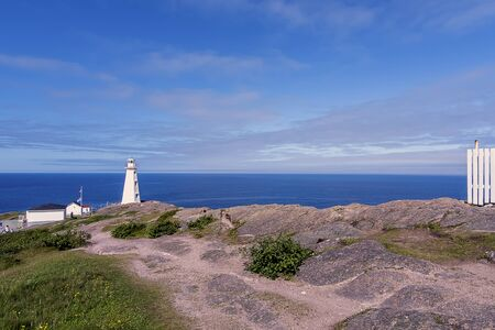 An old light house by the sea Reklamní fotografie