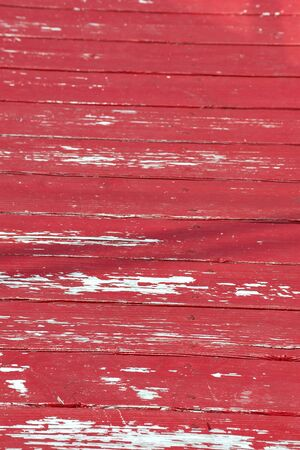 Red wooden wall for web background