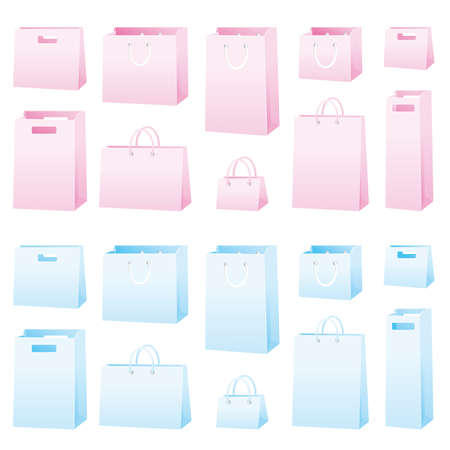 bargaining: Bags (10 in 2 colors)