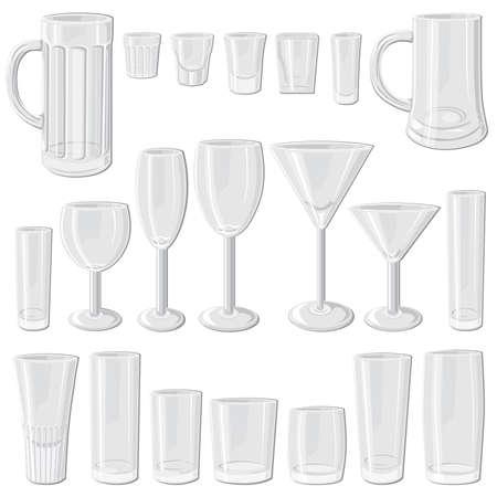 copa de martini: Glass conjunto