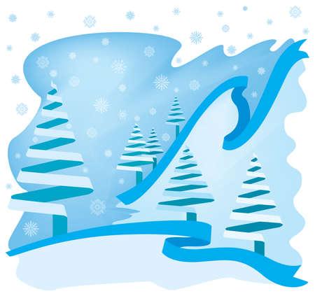 Winter Stock Vector - 3583130