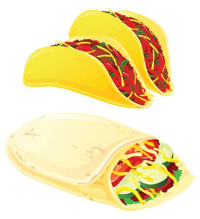 taco: Taco & Burrito