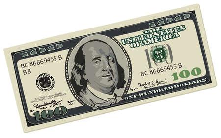 monet: Dollar vector Illustration