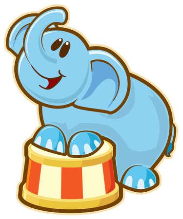 Elephant.  photo