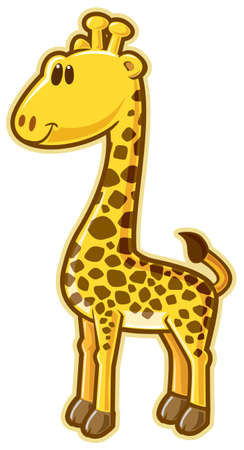 Giraffe.  Stock Photo - 6829238
