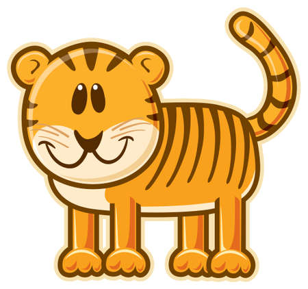Tiger. Stock Photo - 6829264