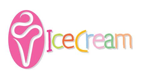 Ice Cream Ilustracja