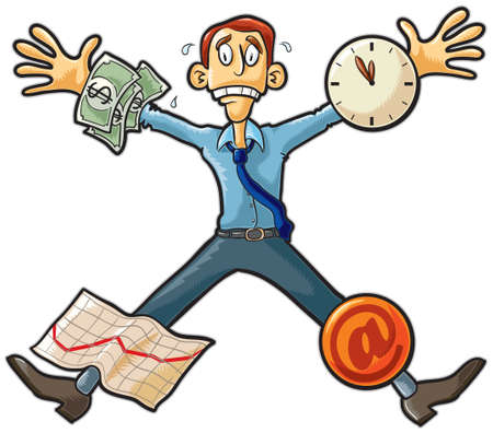 business stress: Estr�s