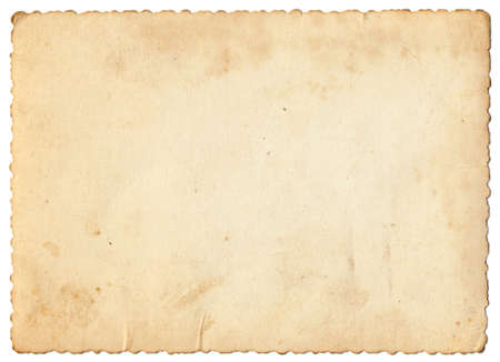 Old photo paper back Stock Photo - 8955044