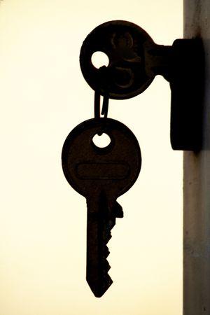 doorkey: Coppia di chiavi