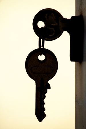 Pair of Keys Stock Photo - 408983