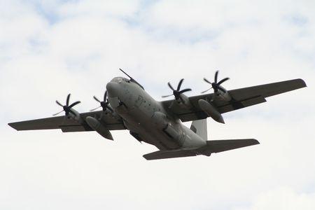 RAF Hercules Stock Photo - 408968
