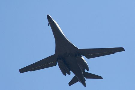 airpower: B-1 B Lancer Bomber