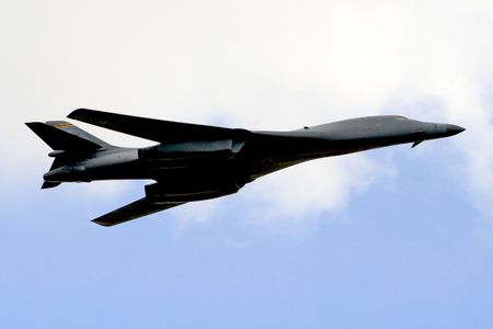 B-1 B Lancer Bomber Stock Photo - 408959