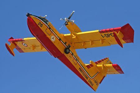 airpower: Bombardiere DellAcqua Archivio Fotografico