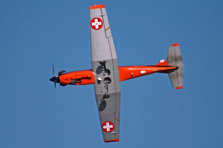 Pilatus PC-7 Stock Photo - 823694
