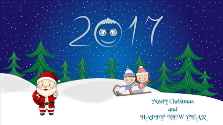 immagination: Childs immagination, happy new year, merry christmas 2017
