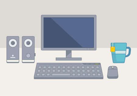 illustration: Computer illustration