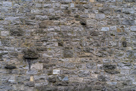 Grungy large stone wall - high quality texture / background