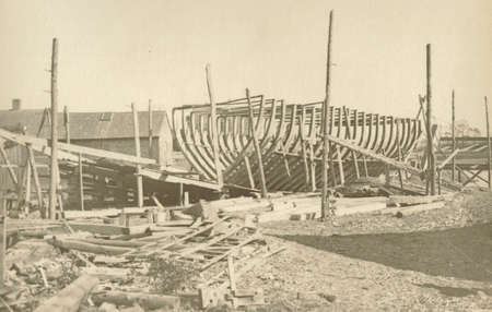 Boat Skeleton